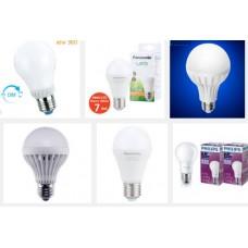 หลอด Blub LED 3 วัตต์ และ 7 วัตต์