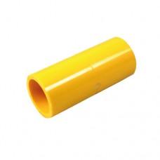 ข้อต่อตรง สีเหลือง