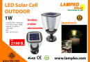 LK SOLAR OUTDOOR FENCE
