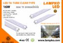 LED T8 16W CLEAR